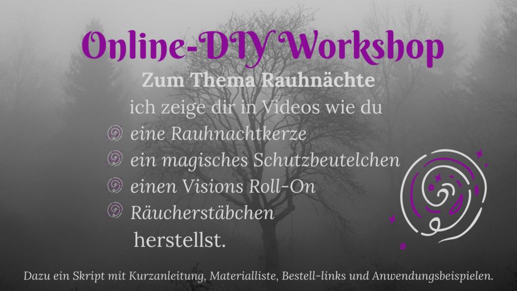 Rauhnächte Workshop