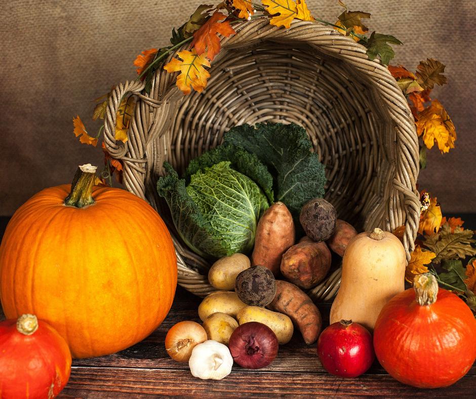 Herbst-Tag-Nachtgleiche – Erntedank – Mabon