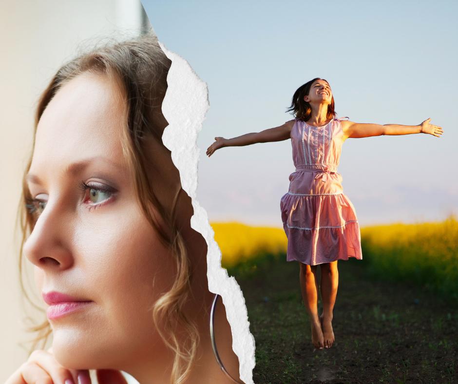 von der Sehnsucht in die Freiheit - Reise zurück zu dir selbst
